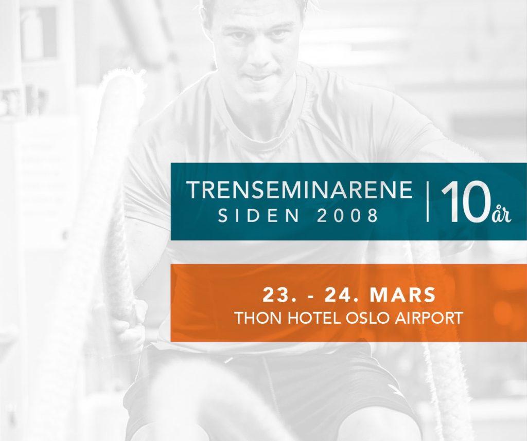 Velkommen til TREN17