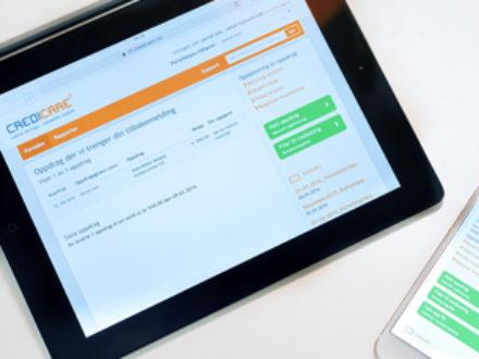 Bedre oversikt og arbeidsflyt i portalen