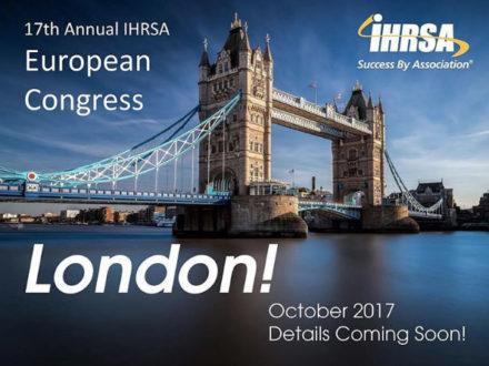 IHRSA London 2017